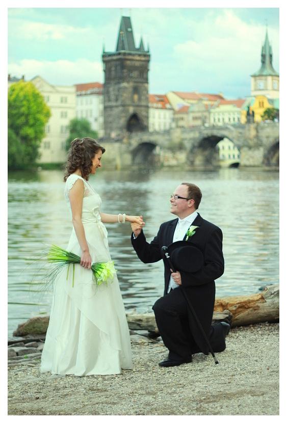 Svatba Anièka a Tomáš